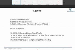 INSPIRE-5Gplus Advisory Board Meeting