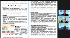 INSPIRE-5Gplus poster presentation EuCNC 2021